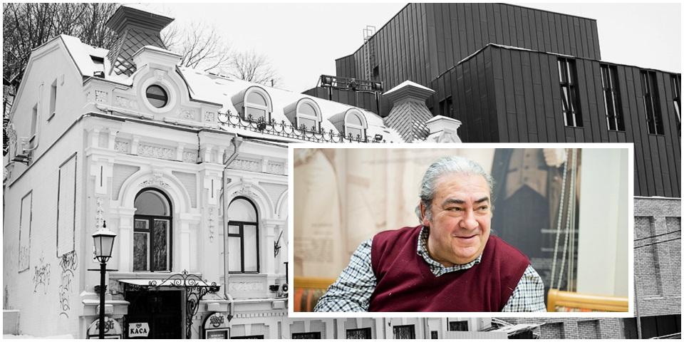Маленькие театры большого города: худрук Театра на Подоле – о методах борьбы за новое здание