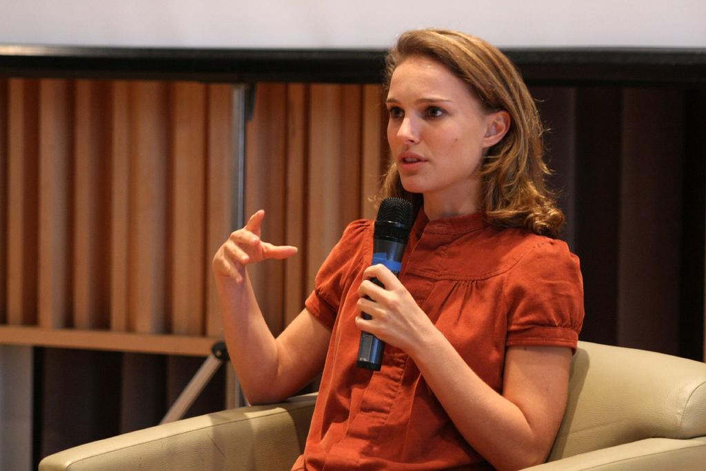 Натали Портман сожалеет, что поддержала Романа Полански