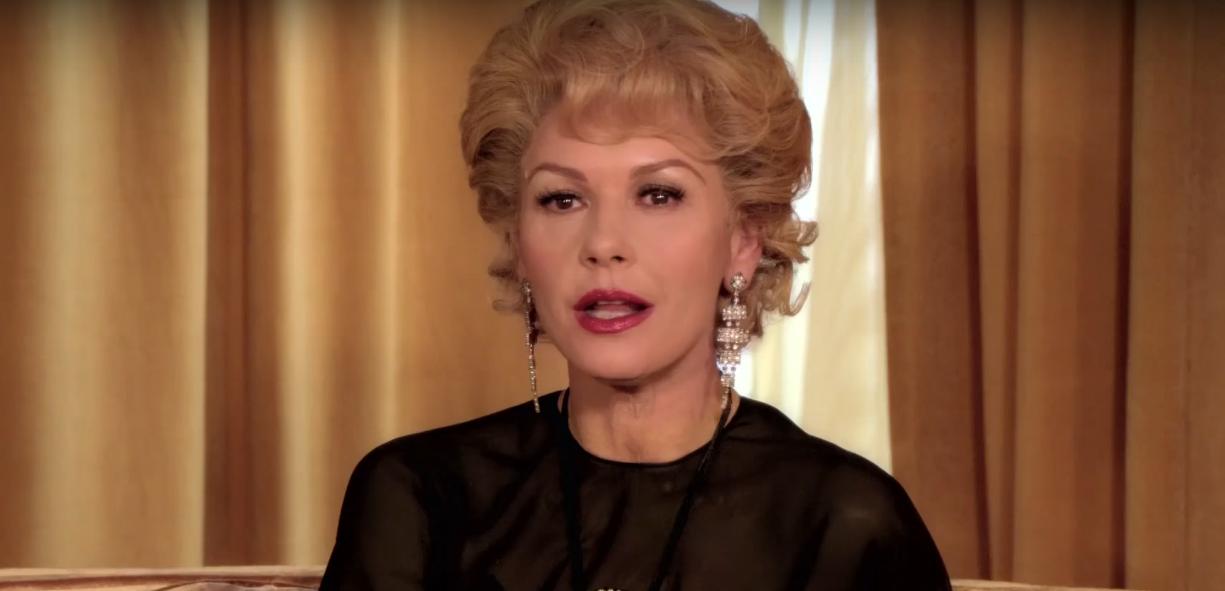 Вражда с сериалом «Вражда»: 101-летняя звезда Голливуда перечислила претензии