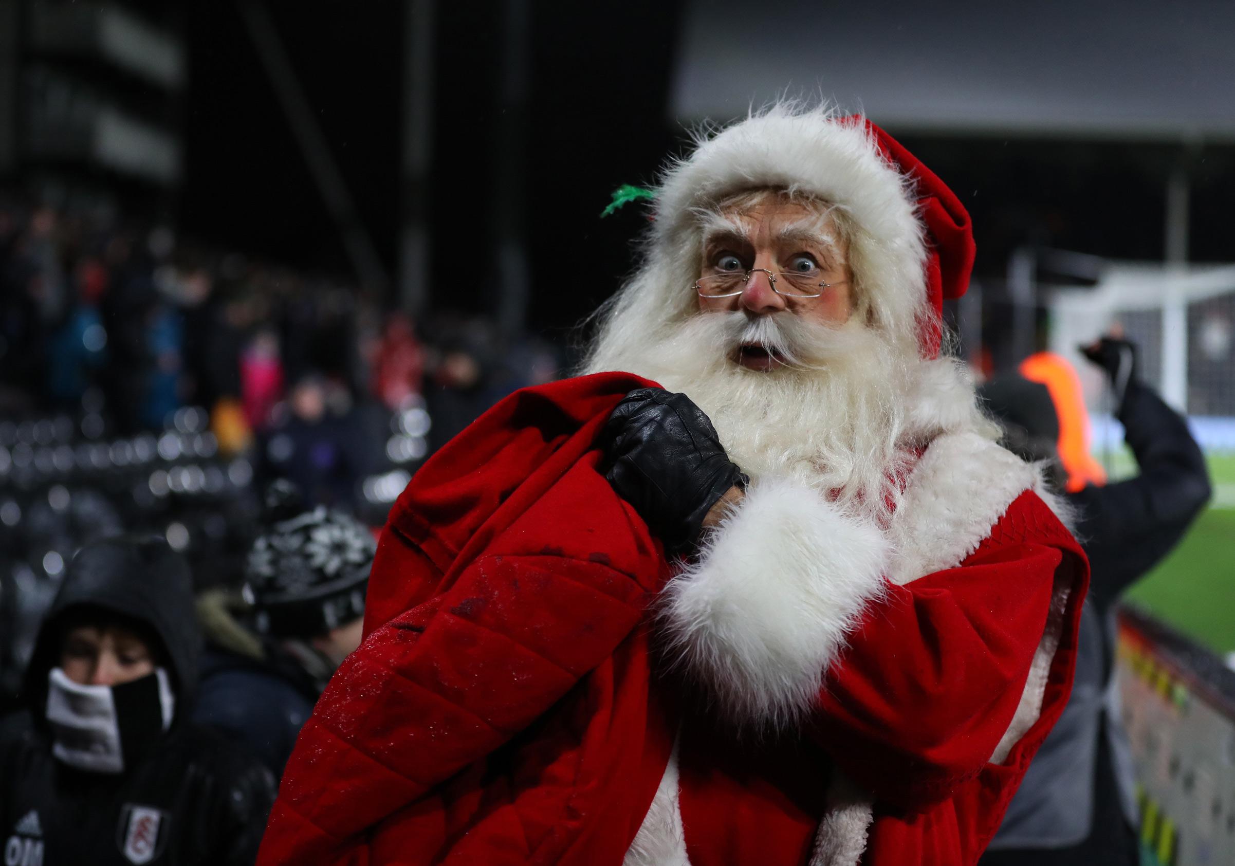 #MeToo: «Пожалуйста, не нападайте на Санта-Клауса»