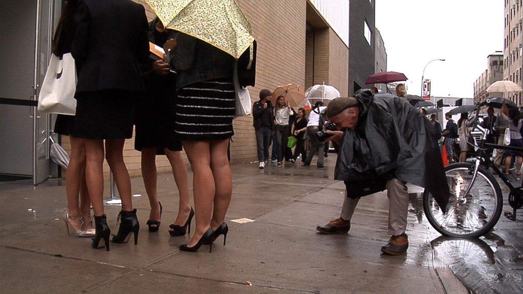 Bill Cunningham: New York street style