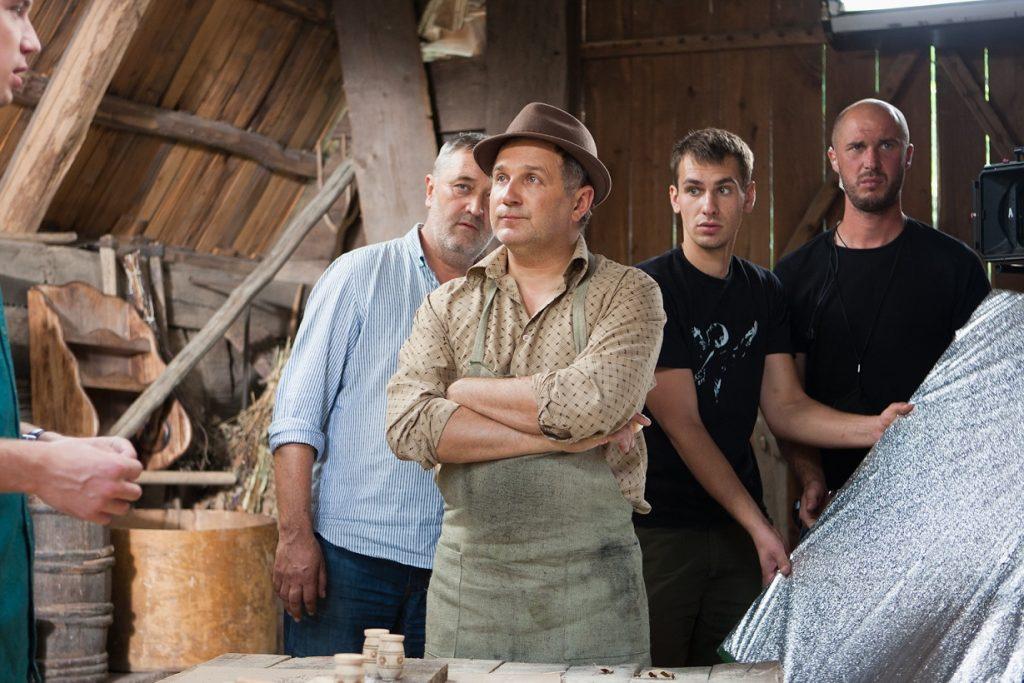 Юрий Горбунов стал креативным продюсером продолжения «Останнього москаля»
