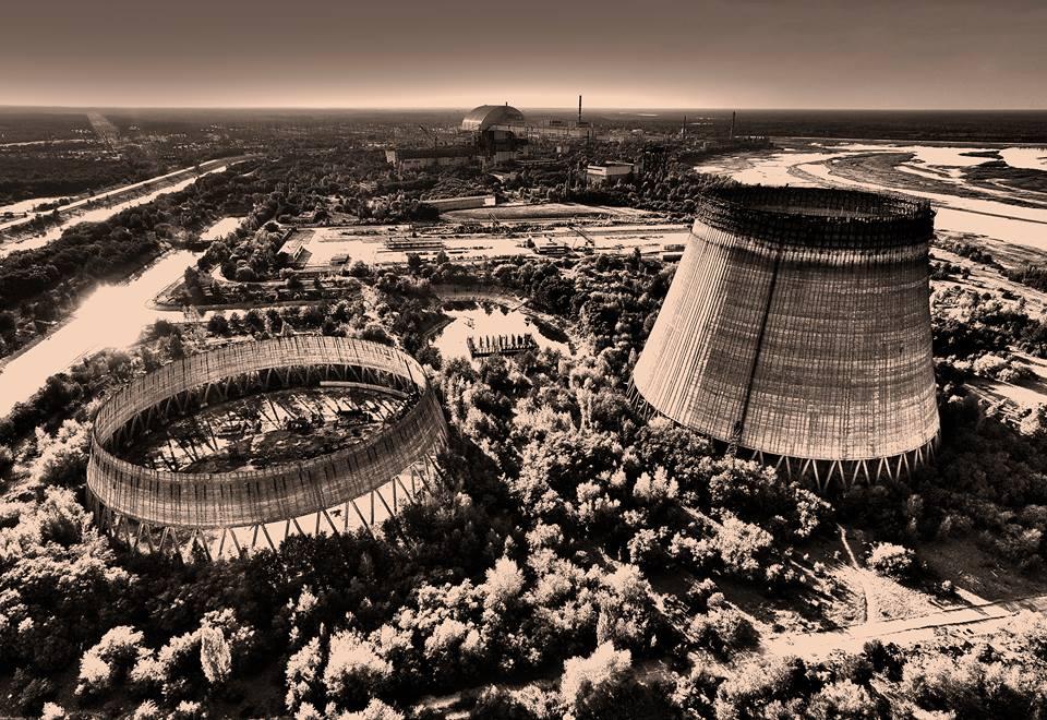 Сегодня Украина вспоминает всех ликвидаторах аварии на Чернобыльской АЭС