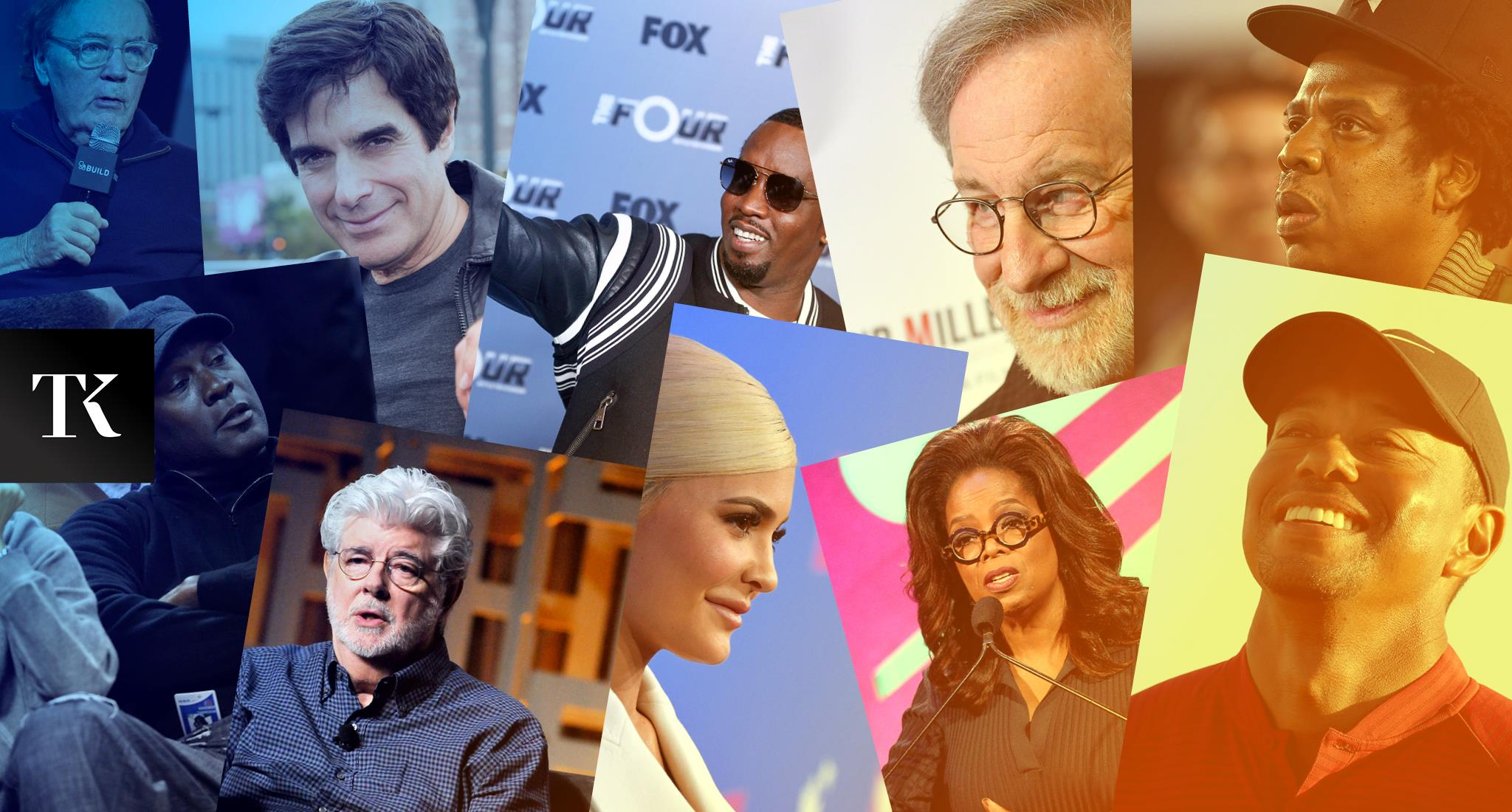 Рейтинг Forbes. 10 самых богатых знаменитостей США