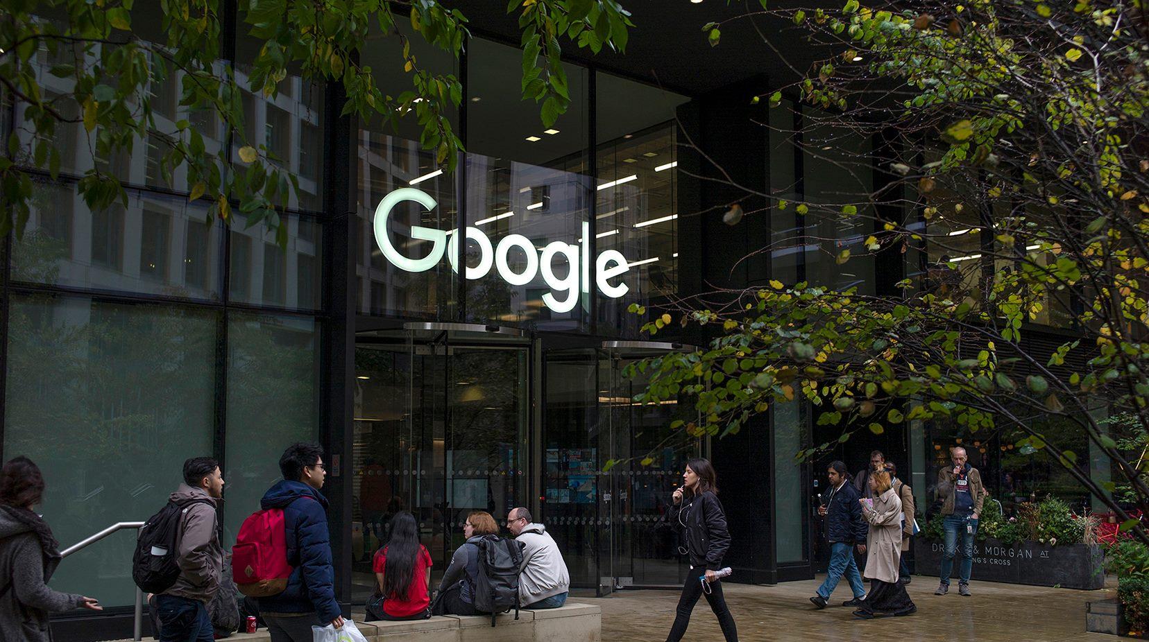 В Google минимальная зарплата составляет $15 в час