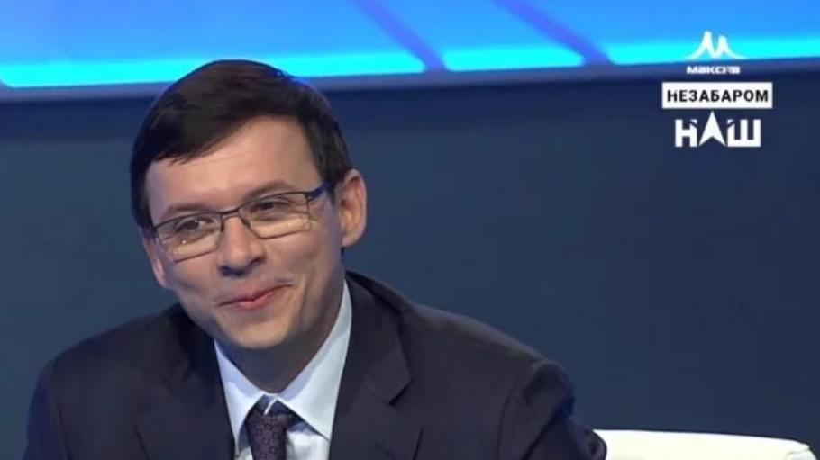 Телеканал Мураева связан с российским банком, который обслуживает Минобороны РФ