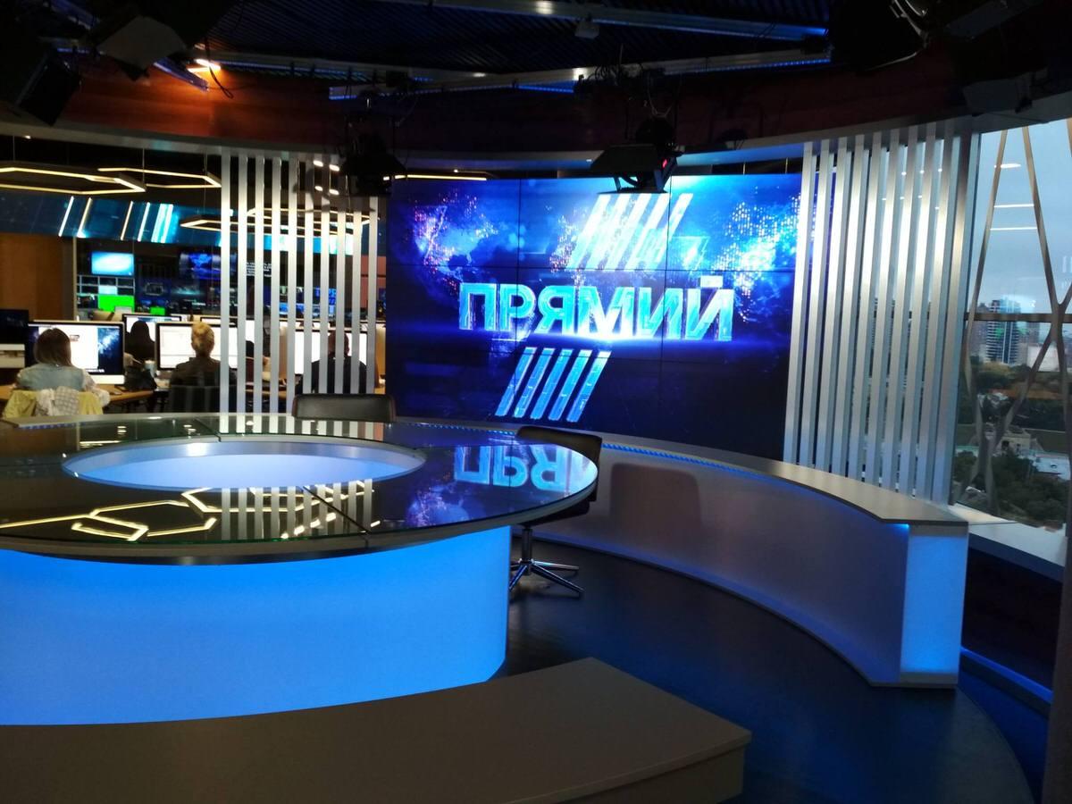 Нацрада дозволила «Прямому» і «5 каналу» помінятися місцями в «Зеонбуді»