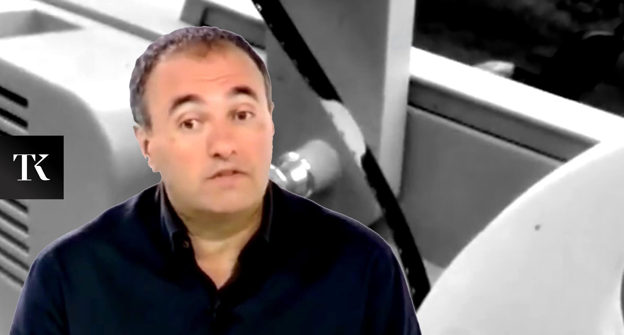 Антикоррупционеры уличили Роднянского в сомнительной дружбе