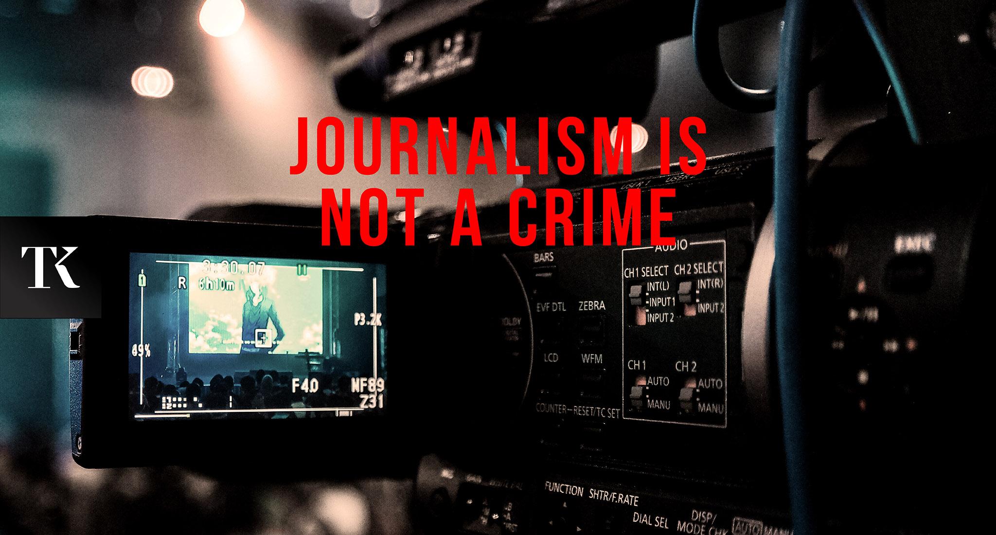 ? МФЖ і НСЖУ вимагають від уряду стандартів безпеки праці журналістів