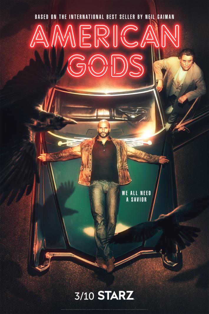 📹 Старый бог борозды не портит: трейлер 2 сезона «Американских богов»