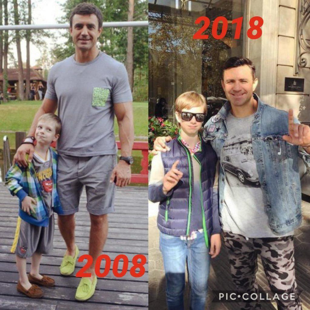 #10yearschallenge: трансформация украинских ведущих