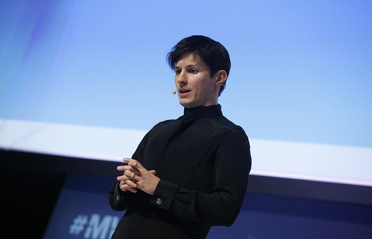 Павло Дуров: тихше їдь, далі станеш