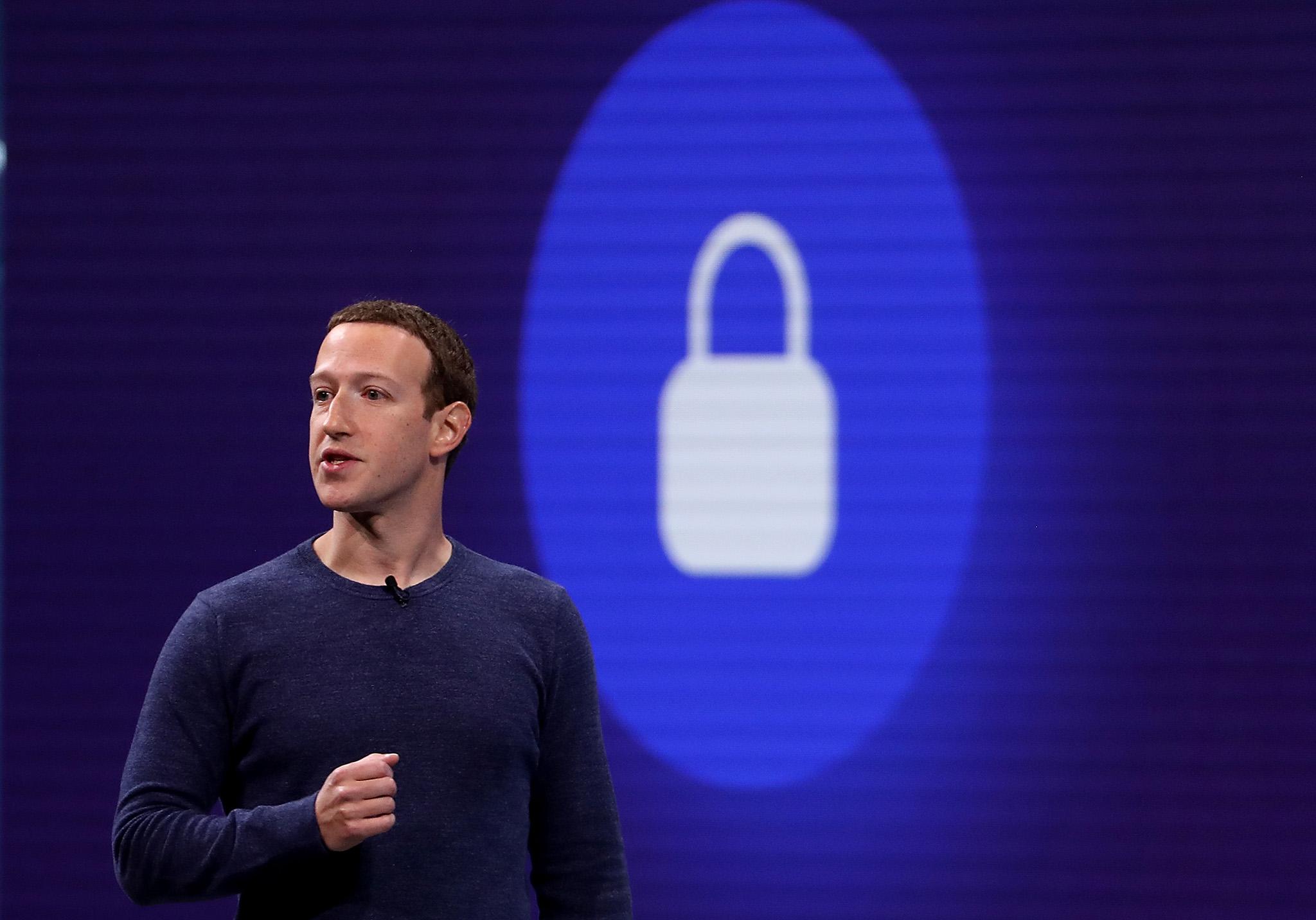 Facebook ограничит политическую рекламу в Украине