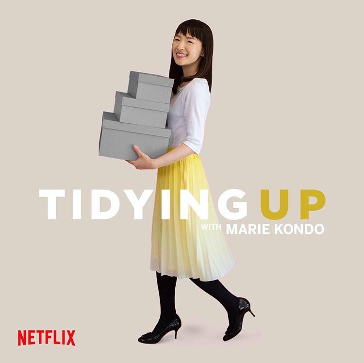 Новая реальность: почему все смотрят шоу про уборку по методу MariKon