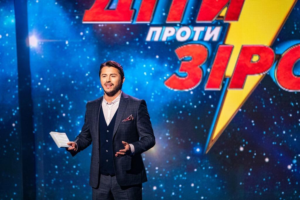 3 факта о новом шоу Сергея Притулы на «Новом канале»