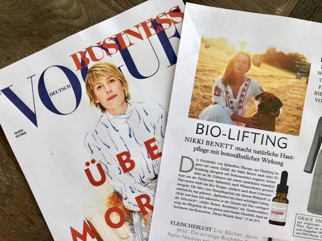 Condé Nast запускает издание Vogue Business