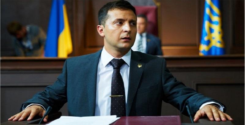 Рудимент «совка». Ткаченко ответил на смещение новогодней речи президента на «1+1»