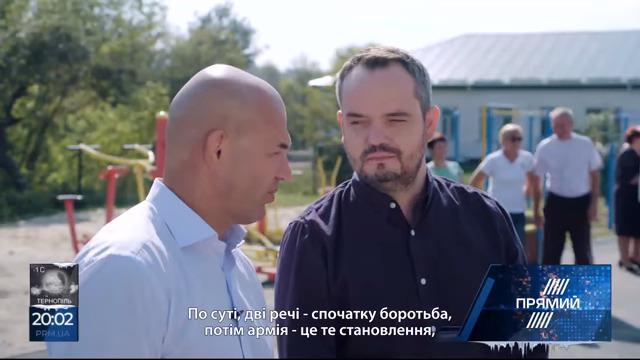 «Мне было интересно поговорить с Кононенко». Голованов оправдался за PR-фильм о замглавы БПП
