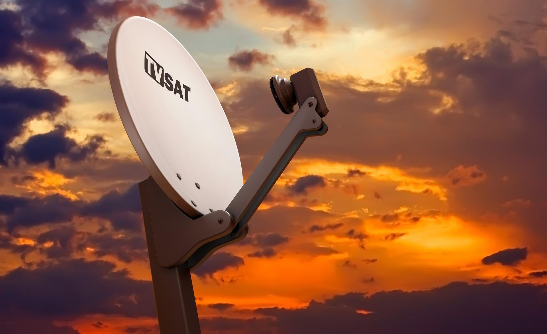 На спутнике тестируется первый украинский телеканал в 4К