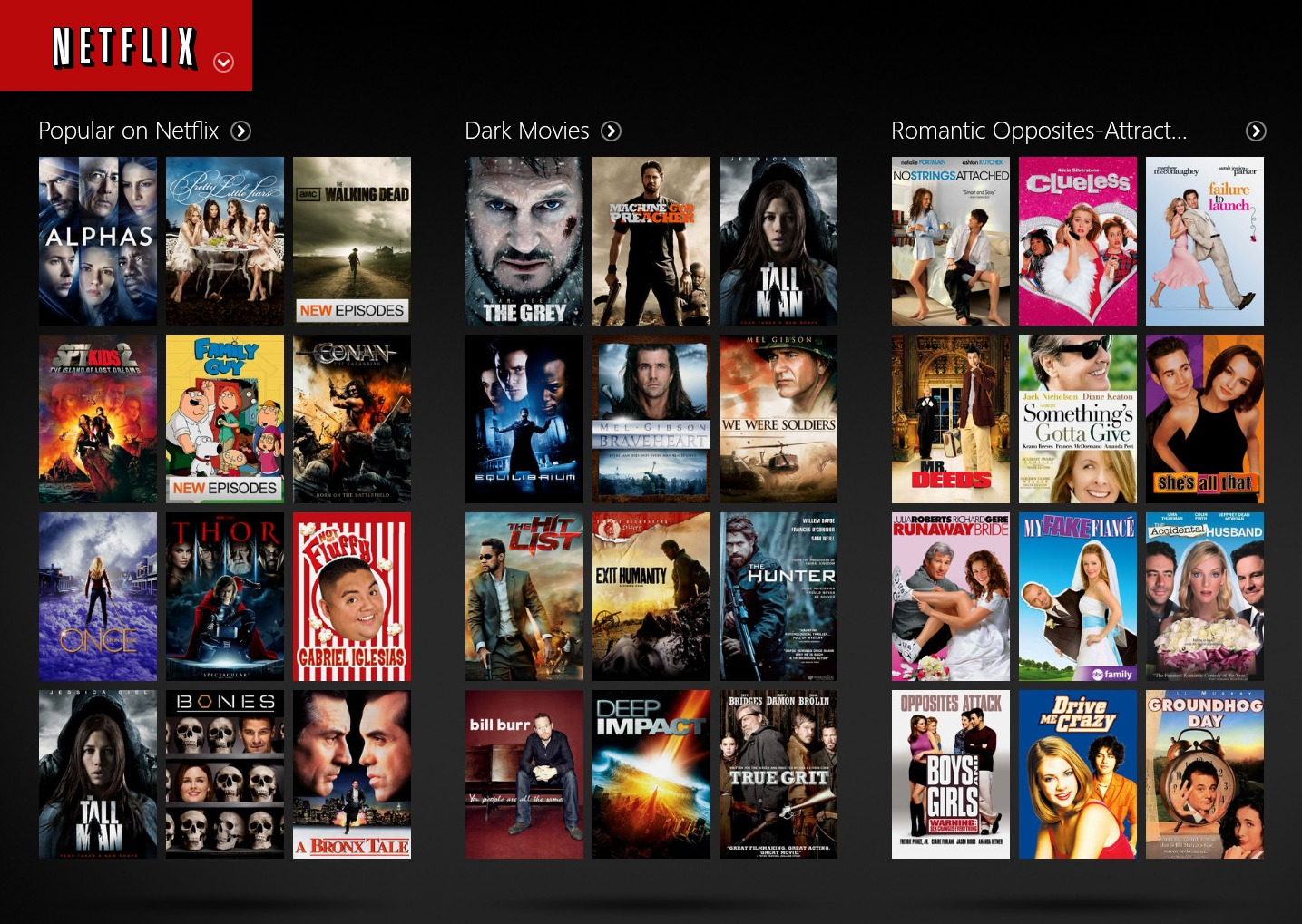 Netflix: крутий і ще крутіший