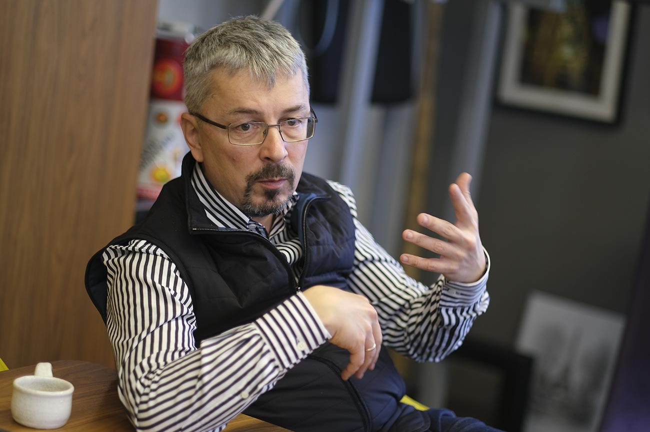 Ткаченко раскритиковал подход Нацсовета к языковому квотированию сериалов