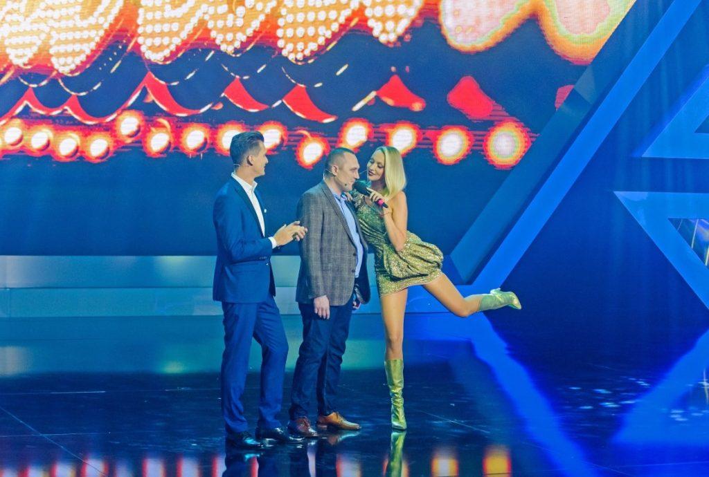 🔔 Телеканал «Україна» розкрив дату прем'єри ток-шоу «Дивовижні люди»