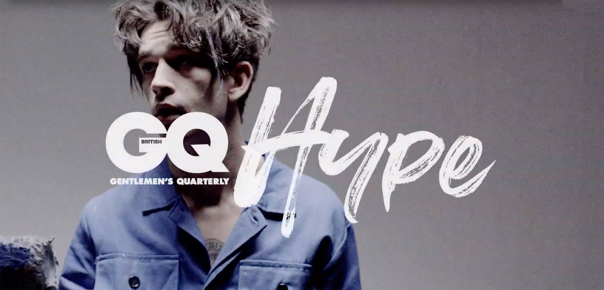 Новое старое медиа GQ Hype