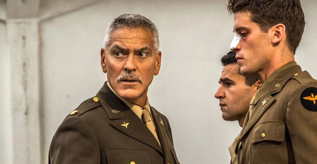 ✈ Оранжевое небо: вышел тизер «Поправки-22» с Джорджем Клуни
