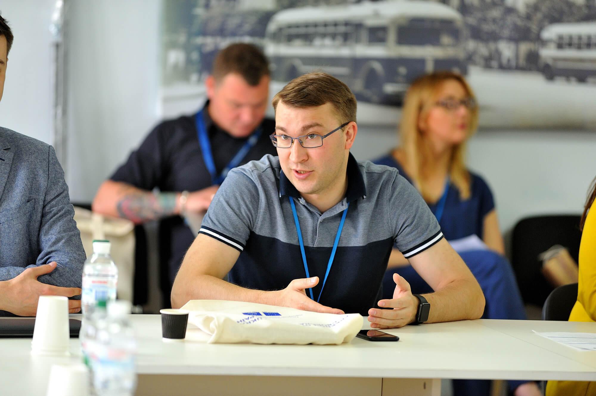 Николай Чернотицкий стал временным главой Общественного вещателя