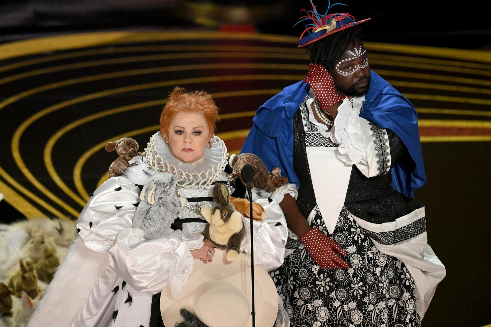 🎩 Дизайнер костюмів образилася на зірок «Оскара»