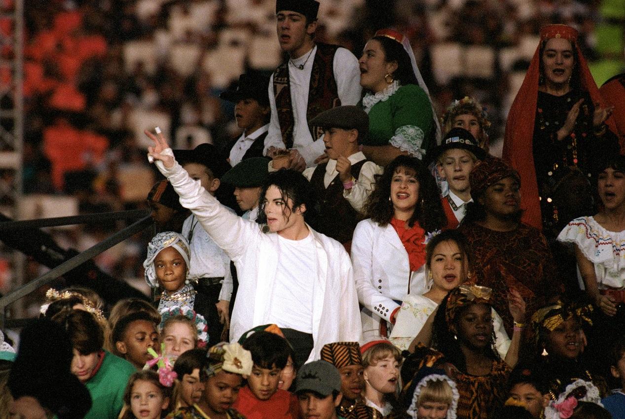🕺 Майкл Джексон знову стане героєм документального фільму