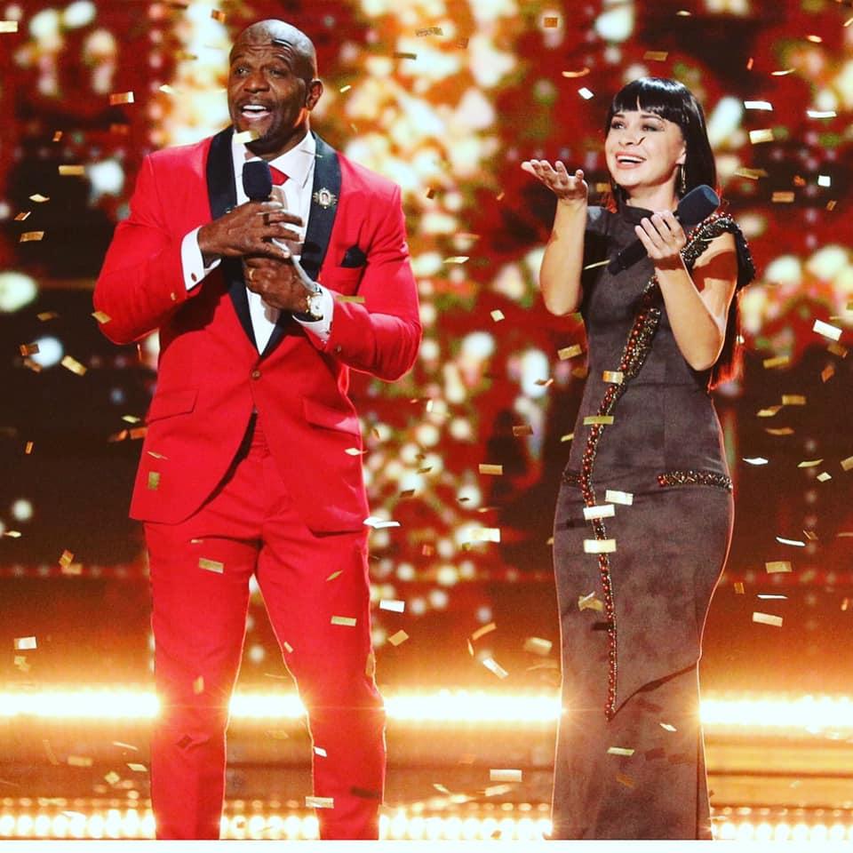 👋 Украинка стала чемпионом в America's Got Talent