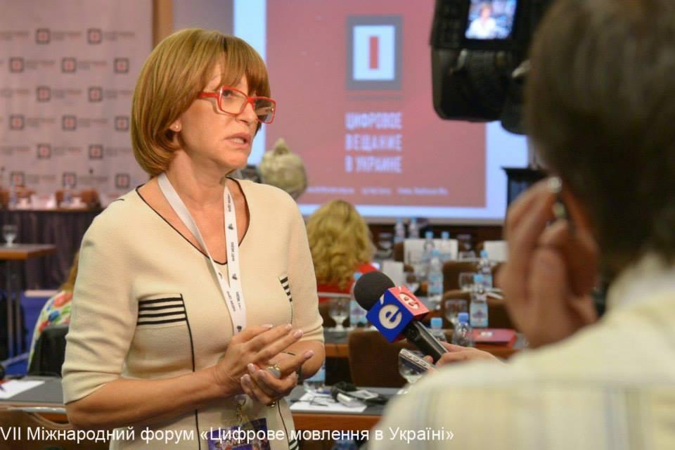 ⚡ Тетяна Лебедєва залишає посаду голови наглядової ради суспільного мовника
