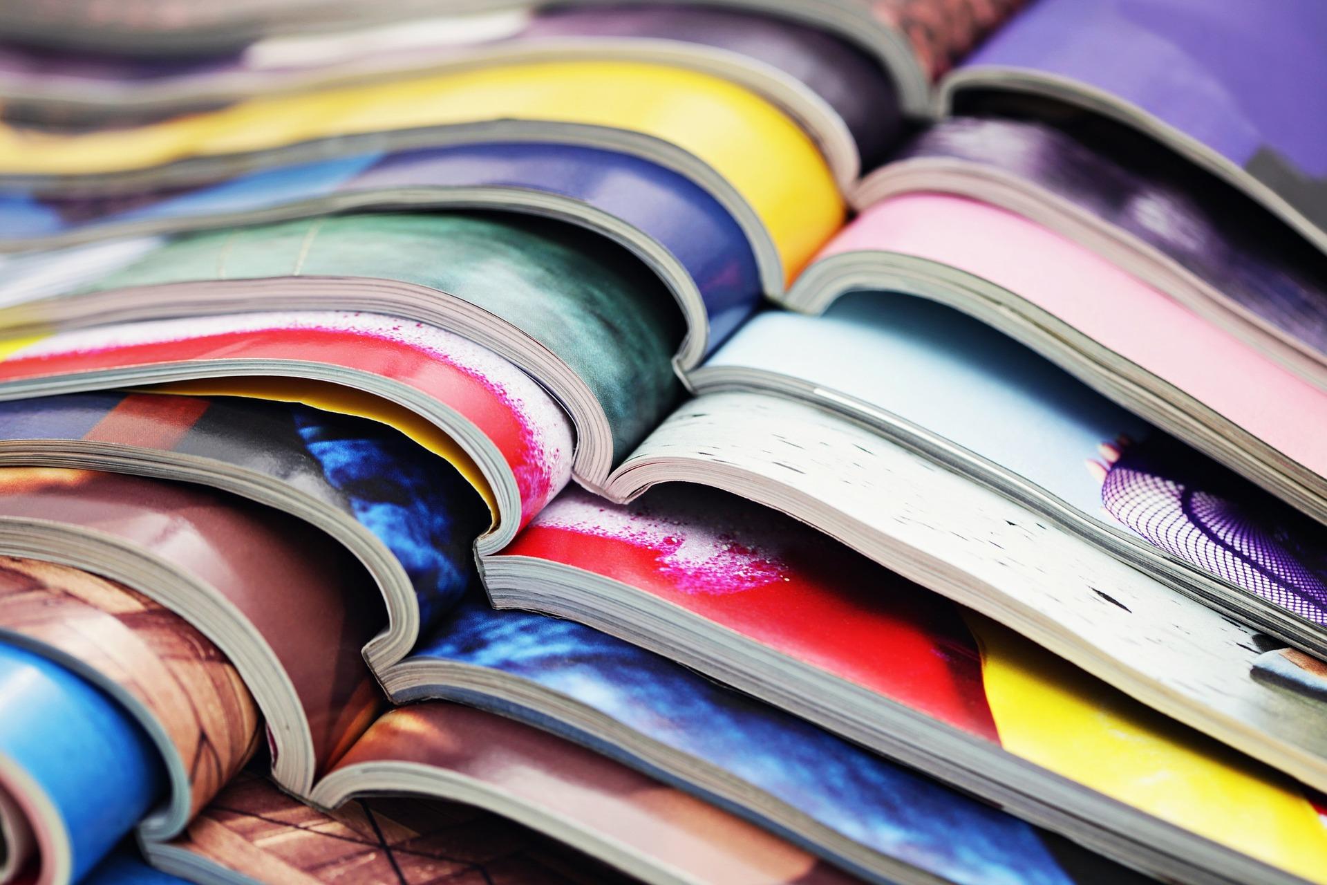 🗞 Как ведущие печатные журналы в США осваиваются в интернете