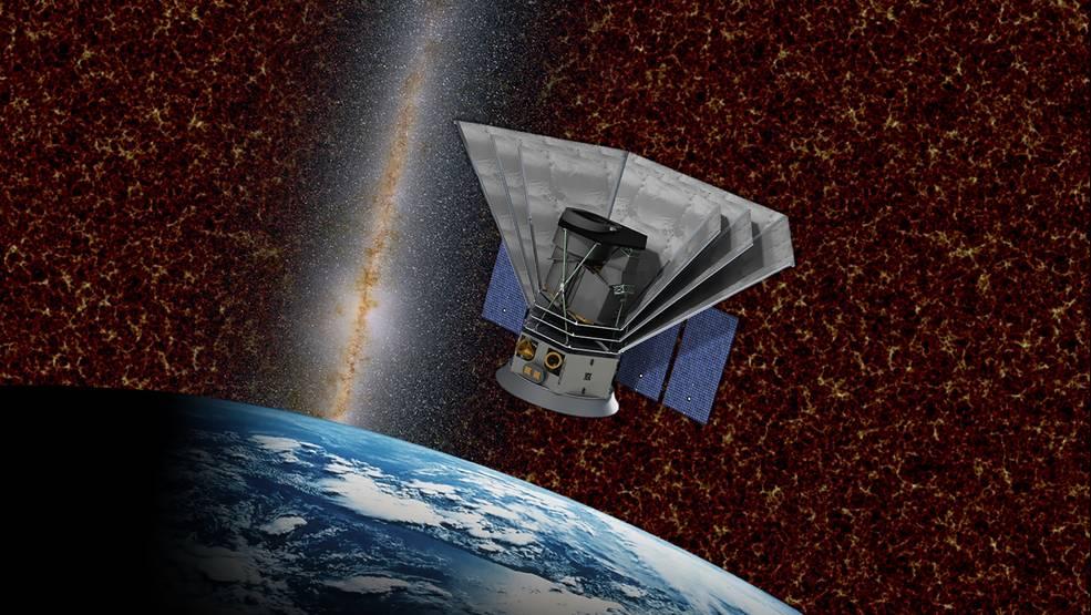 🌌 NASA заглянет вглубь Вселенной