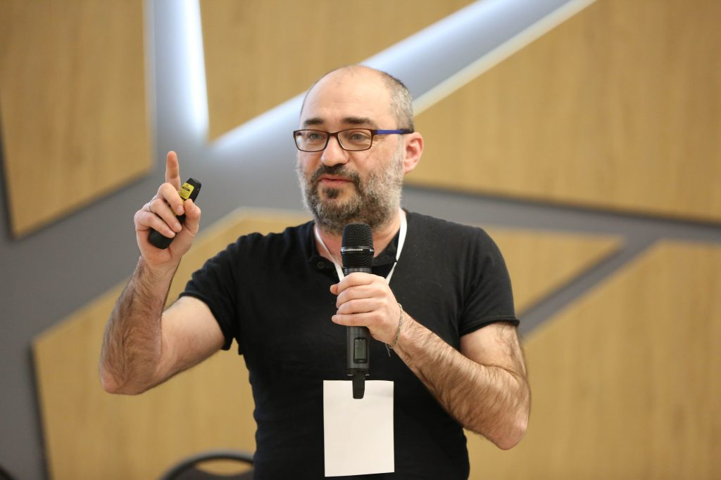 Конференция UA Digitals: как «Плюсы» и StarLight дружат с интернетом