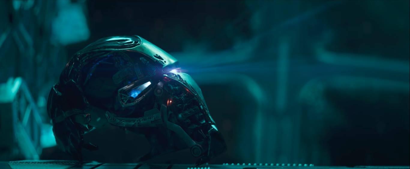 🎥Тоні Старк у білосніжній броні: трейлер «Месники: Кінець гри»