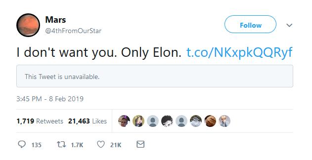 😄 Маск хочет внимания русских?