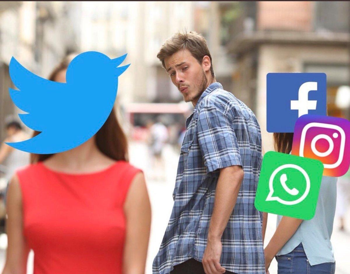 Вчера произошел крупнейший сбой в Facebook и его приложениях