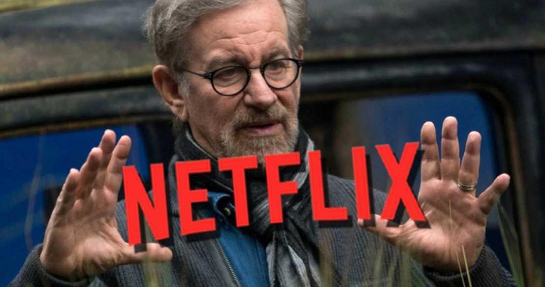 Спілберг проти висунення на «Оскар» фільмів Netflix