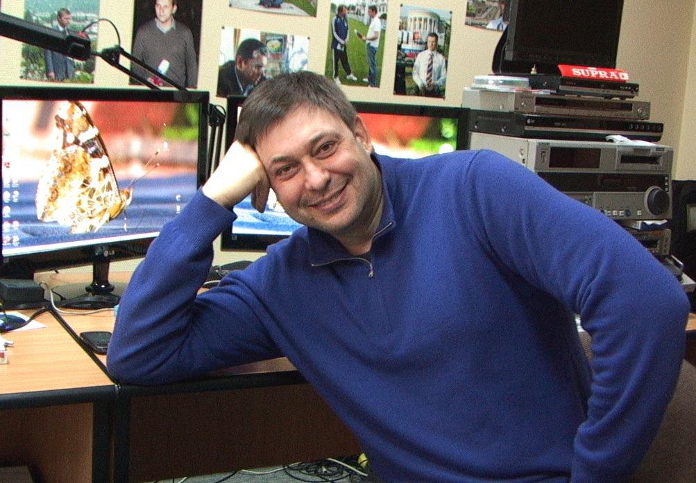 Кирилл Вышинский не просил Путина об обмене