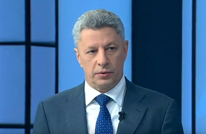 Бойко подал в суд на «Общественное» за отказ транслировать ролик о доходах президента