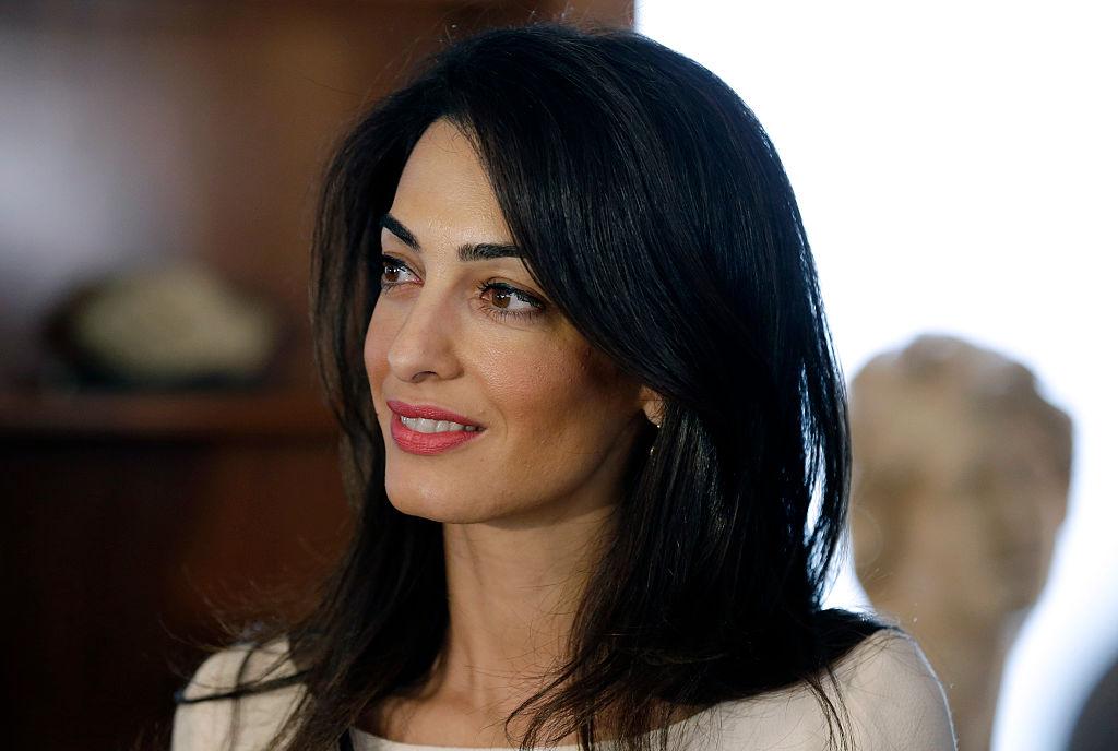 ▶ Амаль Клуни – специальный посланник по вопросам свободы СМИ