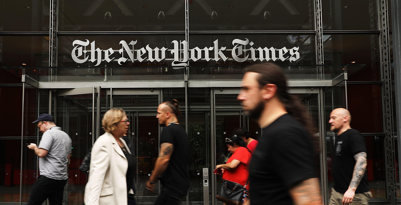 📰 Как The New York Times выжила в век подрывных инноваций