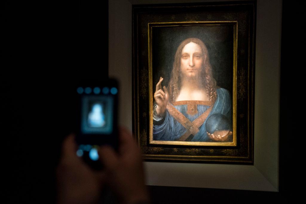 Арт-детектив: картина Леонардо, саудовский принц и спецслужбы