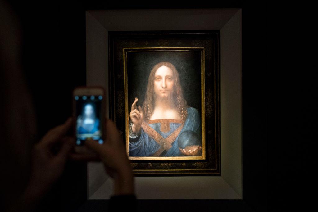 🕵 Арт-детектив: картина Леонардо, саудовский принц и спецслужбы