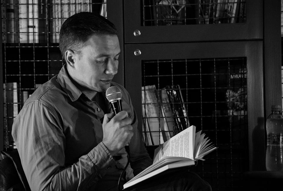 ? Писатель и сценарист Симор Гласенко – о «Прятках» и украинском нуаре