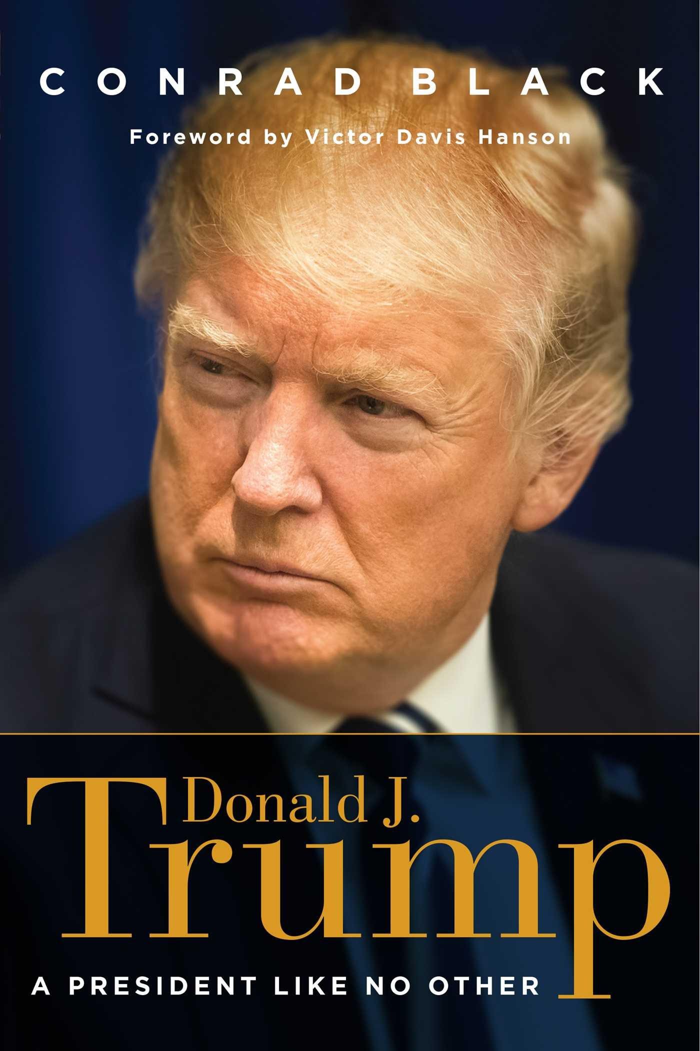 🕊 Дональд Трамп помиловал медиамагната Конрада Блэка