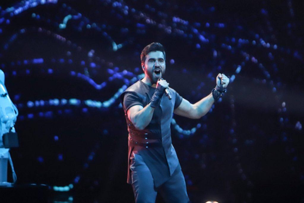 ▶ ІІ полуфинал Евровидения: украинский след, Лазарев-реваншист и израильский экстрасенс