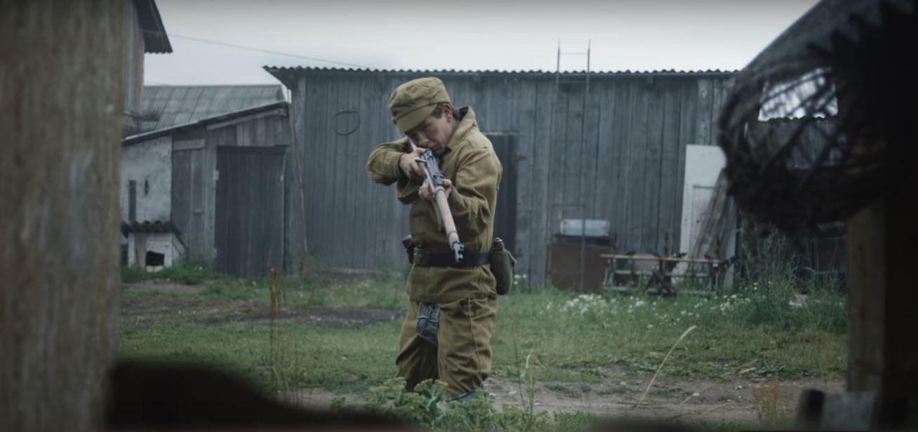 ▶ Баррі Кеоган у новому промо «Чорнобиля»